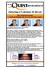 2020-10-31 Karin Bloemen en de Old School Band Uitverkocht!